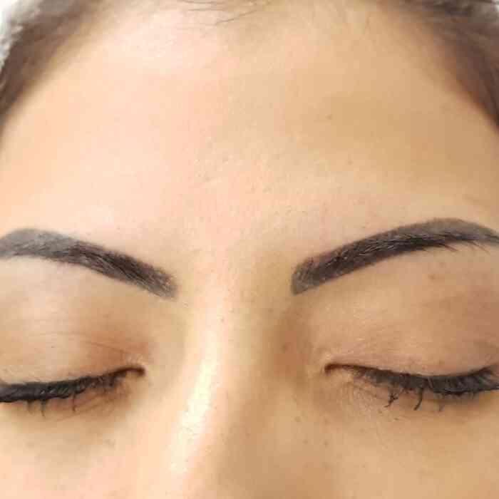 Entfernung von Permanent Make-up, Diamant- und Microblading